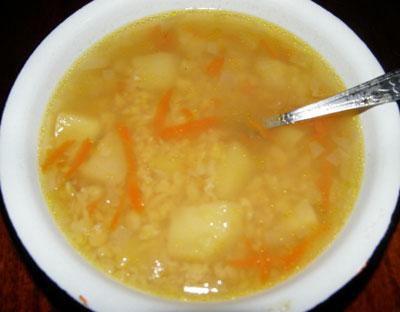 вкусный суп на мясном бульоне рецепт для детей