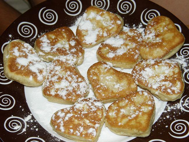 Печенье на сковороде рецепт с пошагово