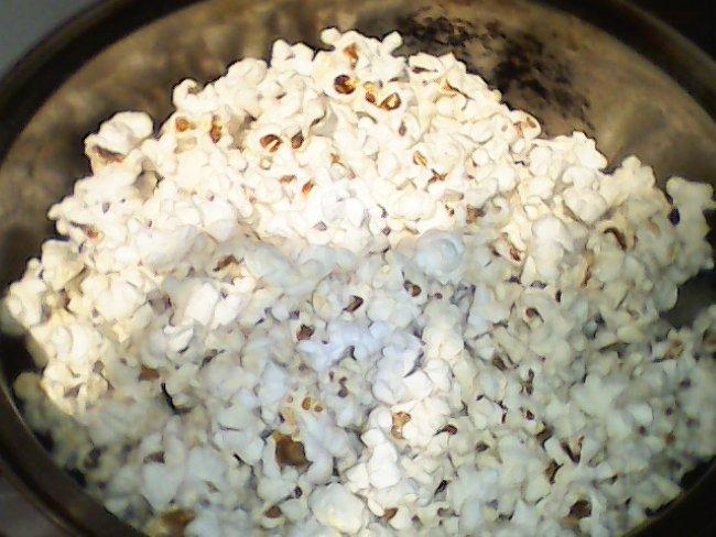 87 Как сделать попкорн в духовке в пакете