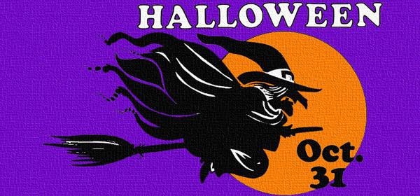 Скоро Хеллоуин!