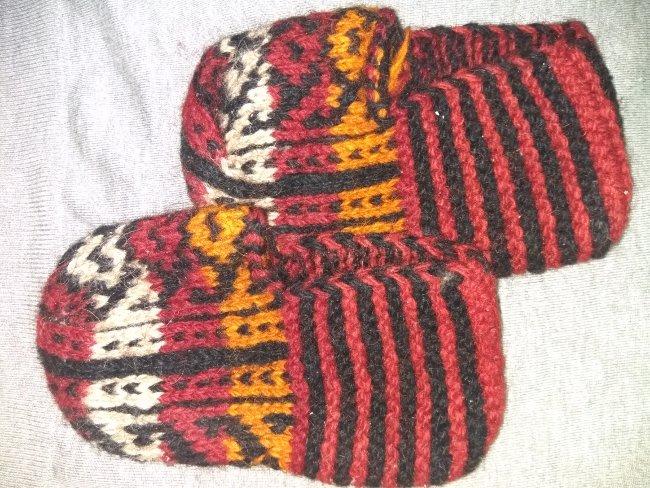 виды и типы носков