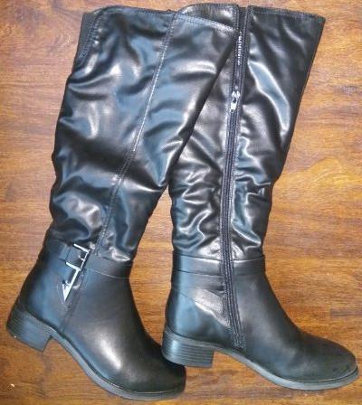 Види сучасного жіночого взуття. Жіночі чоботи c4f398a9e1696