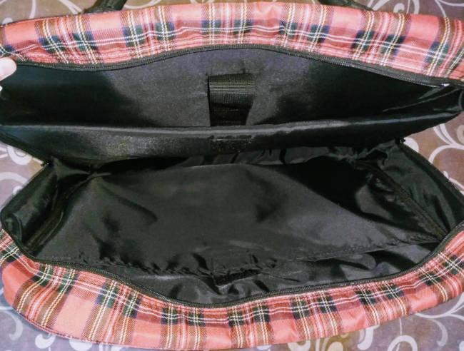 f655887265bd Сумка-портфель для ноутбука внутри