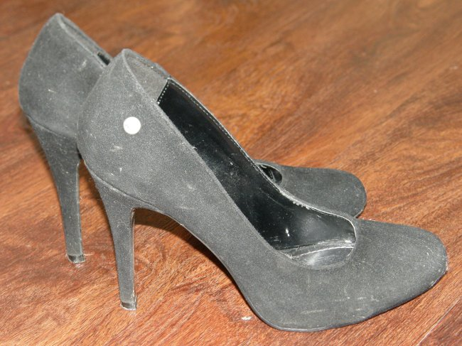 Як правильно носити туфлі 731d09d93c52f